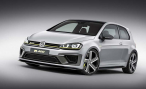 Volkswagen привез на автосалон в Пекин три новых концепта — Golf R 400, New Midsize Coupe и Golf Edition