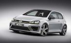 Volkswagen привез на автосалон в Пекин три новых концепта — Golf R 400, New Midsize Coupe и Golf Edition