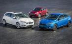 Рестайлинговый Ford Focus запустят в производство в России в 2015 году