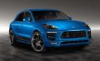 Программа Porsche Exclusive добавила индивидуальности Porsche Macan S