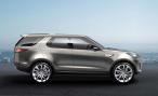 Land Rover назвал имя преемника Freelander — Discovery Sport