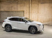 Lexus официально представил кроссовер NX