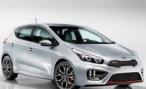 Kia cee'd GT готовится к старту продаж на российском рынке