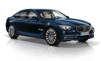 BMW готовит к выпуску эксклюзивную спецверсию 7-Series Exclusive Edition