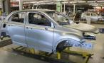 Fiat показал кузов будущего кроссовера 500X