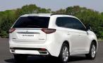 В России стартуют продажи обновленного Mitsubishi Outlander