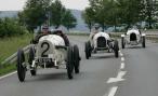 Классические автомобили Opel вернулись на Гран-при Лиона