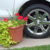 Автомобиль едет соспущенным колесом. Можетли «гаишник» оштрафовать водителя?