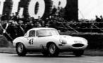 1964 Jaguar E-Type. Недоделанные