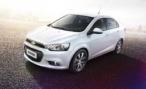 Chevrolet опубликовал фотографии обновленного Aveo для китайского рынка