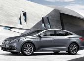 Обновленный седан Hyundai Grandeur c показали в Пусане