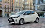 Toyota представляет обновленный Yaris