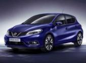 Nissan Pulsar для Европы. Первая информация