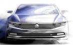 Volkswagen Passat нового поколения будет представлен 3 июля