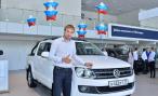 Олимпийский чемпион по биатлону Антон Шипулин стал послом марки Volkswagen Коммерческие автомобили