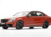 Brabus форсировал мотор Mercedes-Benz E63 AMG до 850 л.с.