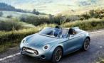 MINI привезла на Конкурс элегантности в Италию концепт Superleggera Vision