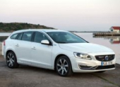 Volvo V60 Plug-in Hybrid. Сарай с оборудованием