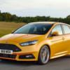 2015 Ford Focus ST – самая ожидаемая новинка на Фестивале скорости в Гудвуде
