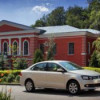 Volkswagen Polo седан обновится осенью