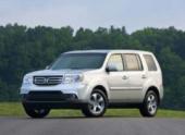 В Америке стартовали продажи спецверсии Honda Pilot для семейной жизни