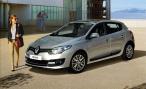 Дилеры в России начали прием заказов на обновленный Renault Megane