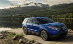 Ford Explorer обновлен к 2015 году