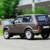 В России стартовали продажи Lada 4×4 Urban