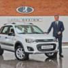 Продажи Lada в первом полугодии упали на 5%