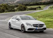 Mercedes-Benz представляет новые пакеты для обновленного CLS