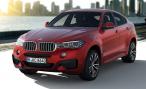 Опубликованы первые фото обновленного BMW X6 с пакетом M Sport