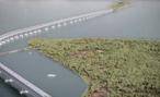 В Интернете появилась видеопрезентация моста через Керченский пролив