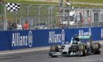 «Формула-1». Гран-при Австрии 2014. Williams поджимает Mercedes