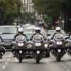 Путина возили по Вене без перекрытия улиц