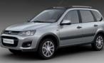 «Кроссовые» Lada Kalina и Lada Largus появятся в продаже осенью