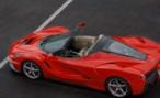 Родстер Ferrari LaFerrari Spider появится в 2015 году