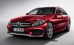Mercedes-Benz представляет универсал C-class с пакетом AMG Line
