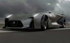 Nissan представил Concept 2020 Vision Gran Turismo