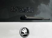 Skoda Yeti Adventure. Дух приключений