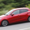 В Интернете появились первые фотографии новой Mazda2
