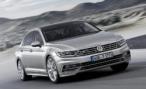 Volkswagen опубликовал первые изображения VW Passat нового поколения