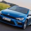 Volkswagen раскрыл детали обновленного VW Scirocco