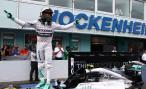 «Формула-1». Гран-при Германии 2014. Из грязи на подиум