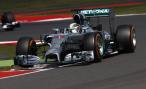 «Формула-1». Гран-при Великобритании 2014. Хэмилтон и пончики