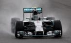 Нико Росберг выиграл квалификацию Гран-При Великобритании
