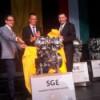 Выпуск нового компактного двигателя Opel стартовал на заводе в Венгрии