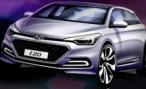 Hyundai показала, как будет выглядеть новый i20