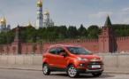 Ford Sollers назвал базовую цену кроссовера Ford Ecosport
