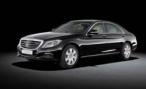 Бронированный Mercedes-Benz S600 Guard представлен в Интернете