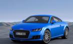 Audi TT нового поколения в России. От 1,8 млн рублей